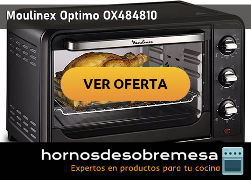 Horno Moulinex Optimo OX484810